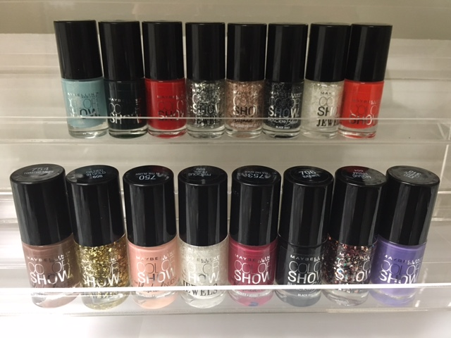 Maybelline COLOR SHOW Mixed Case Nail Polish